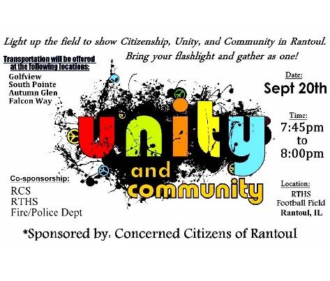 Unity and Community