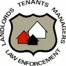 Crime Free Housing logo