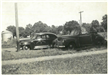 1946 Plymoth or Dodge RPD Squad Car at Auto Accident on Ohio at Campbell