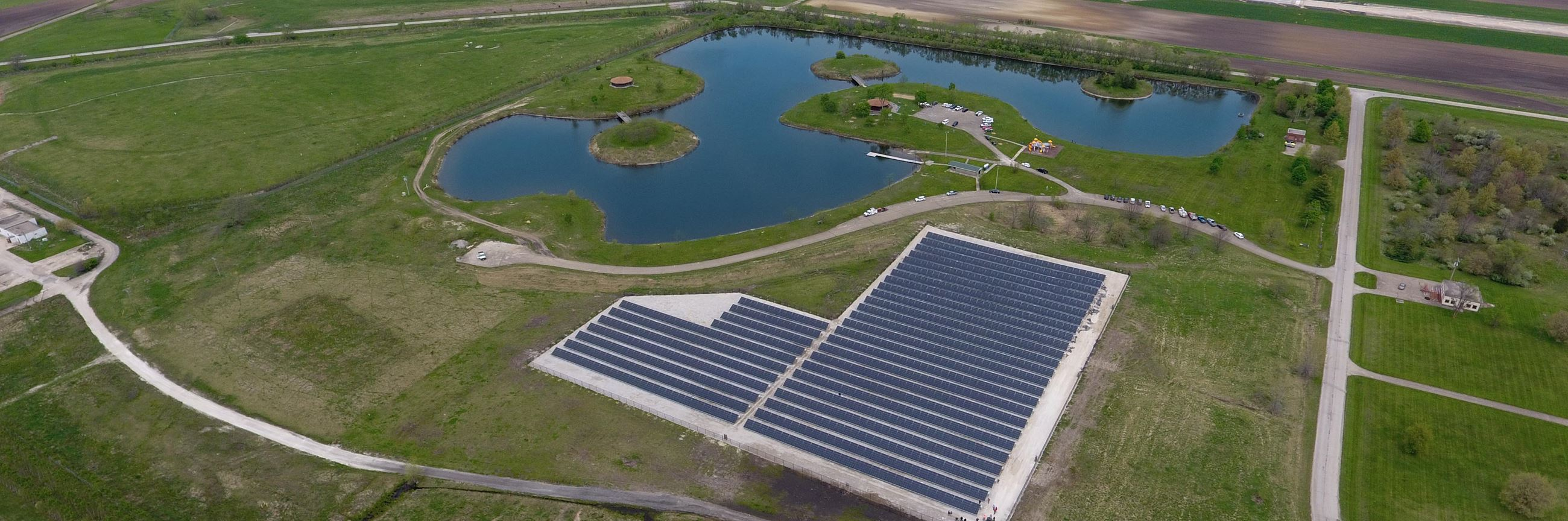 Solar Power Site