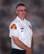 Fire Chief - Ken Waters
